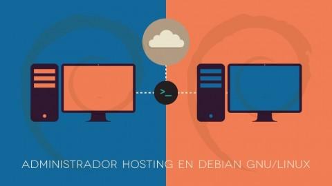 Curso Administrador Hosting en Debian GNU/Linux - Proyecto