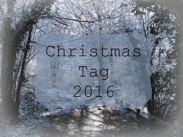 Christmas Tag 2016