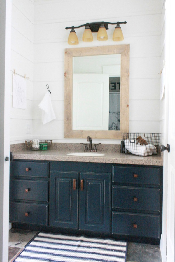 Eleven stunning bathroom transformations from Thrifty ...