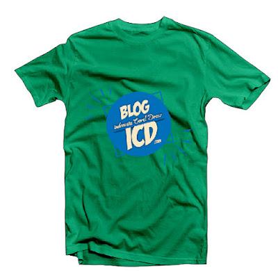 Cara Membuat Mockup Tshirt Dengan Corel Draw tempatkan logo design tepat ditengah tshirt