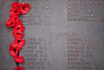 anzac day brigade martyrs