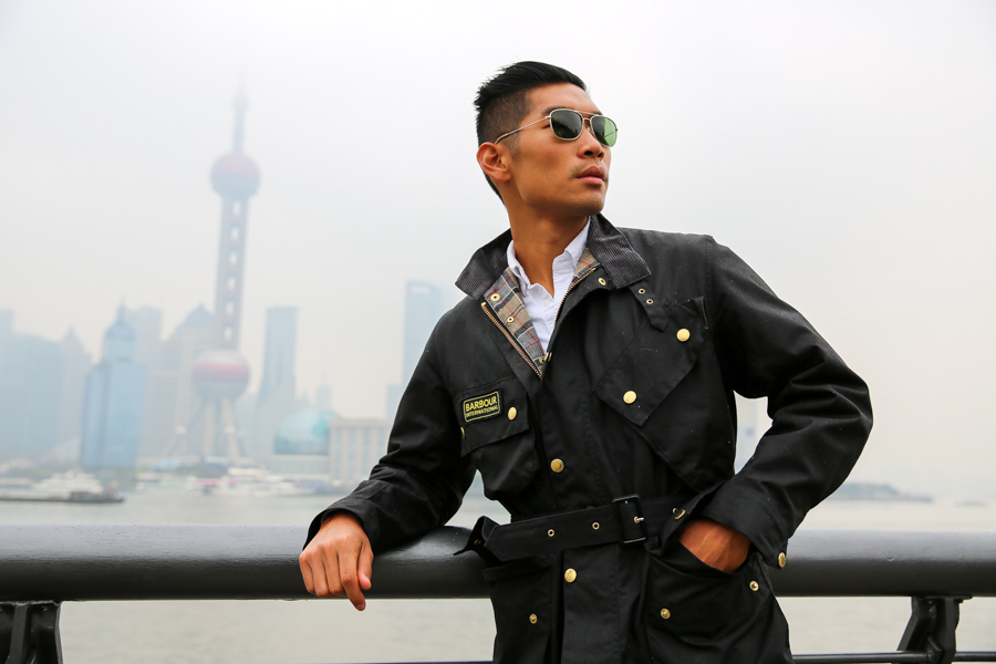 Barbour Shanghai Style, Leo Chan, Levitate Style
