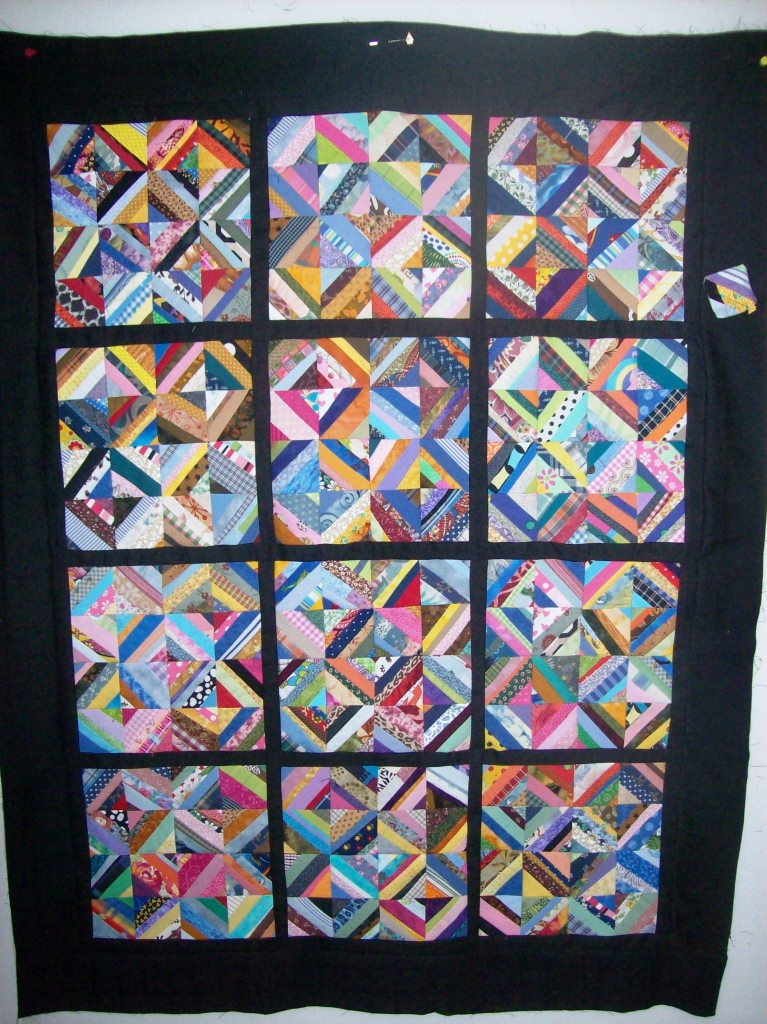Quilting Corner On The Design Wall