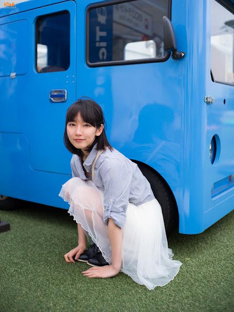 吉岡里帆 Riho Yoshioka Kimi to Boku no Date Plan