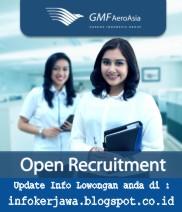 Lowongan Kerja BUMN GMF AeroAsia