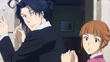 Yuukoku no Moriarty Episode 8