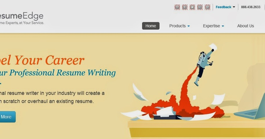 Resume writing services reviews Resume Edge Review