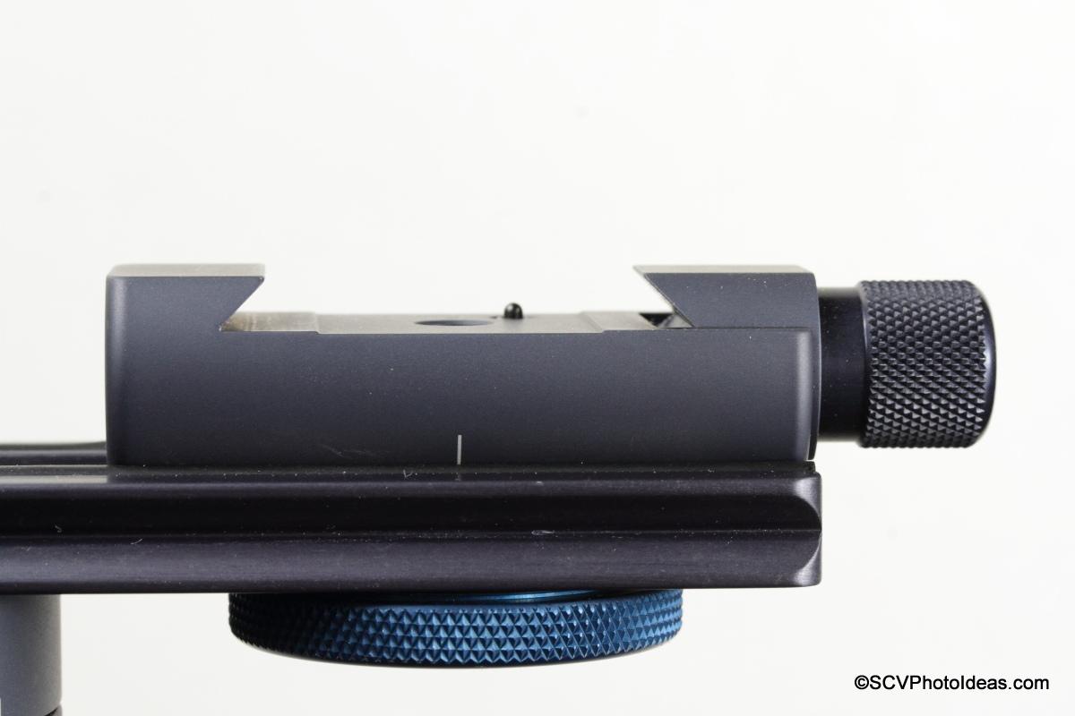 Novoflex VR System Slim Q Mount dimensions