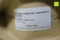 MHD: JoviTea® Himbeerblättertee BIO 80g z.B. zur Unterstützung der Geburtsvorbereitung - 100% natürlich und ohne Zusatz von Zucker. Aus Biologischem Anbau. Zutaten: Himbeerblätter