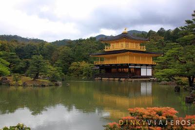 Kinkaku-ji - Templo del Pabellón de Oro
