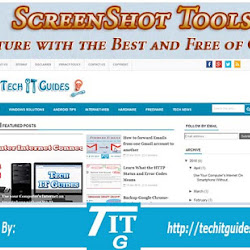 3 Best Free Screenshot Capture Tools For Windows 10, 8, 7