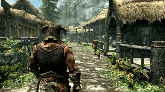 Hikayeleriyle Gerçek Dünyayı Unutturacak Oyunlar - Elder Scrolls V Skyrim - Kurgu Gücü