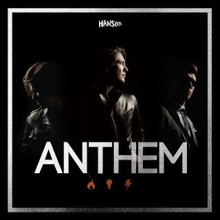 pochette album Hanson Anthem