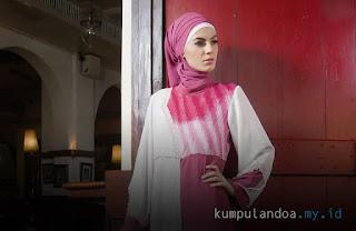 Aneka Model Baju Muslim Hari Raya Lebaran Idul Fitri 2017 - 1438H