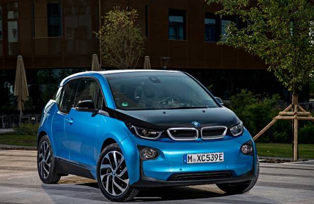 2018 BMW i3S Performance Model