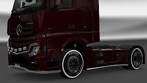 White wheels mod 3.0 for all trucks