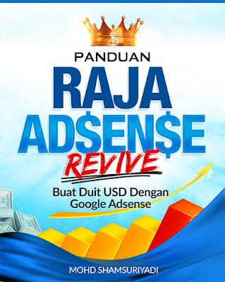 Google Adsense Iklan Terbaik Untuk Blogger Jana Income