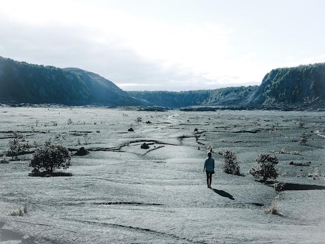 [夏威夷大島]  讓我們大開眼界的火山國家公園