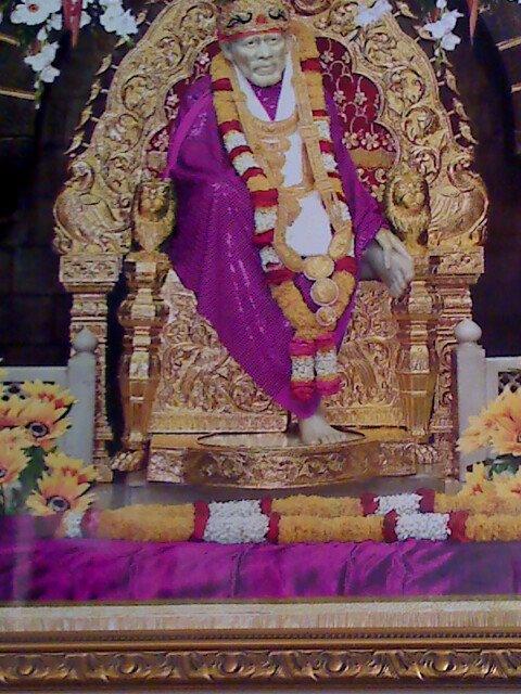 Sai Baba Answers | Shirdi Sai Baba Grace Blessings | Shirdi Sai Baba Miracles Leela | Sai Baba's Help | Real Experiences of Shirdi Sai Baba | Sai Baba Quotes | Sai Baba Pictures | http://hindiblog.saiyugnetwork.com/