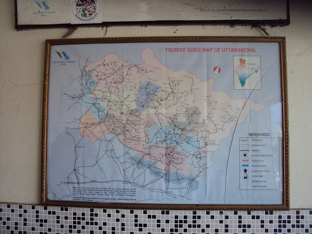 map lakhamandal