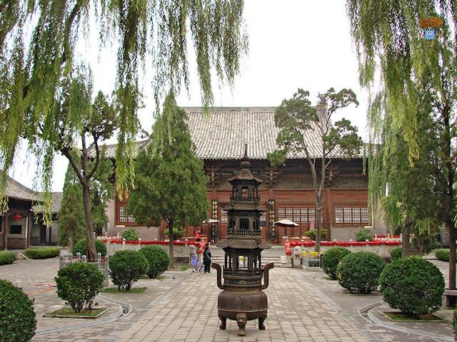 Templo Confucio Pingyao - China