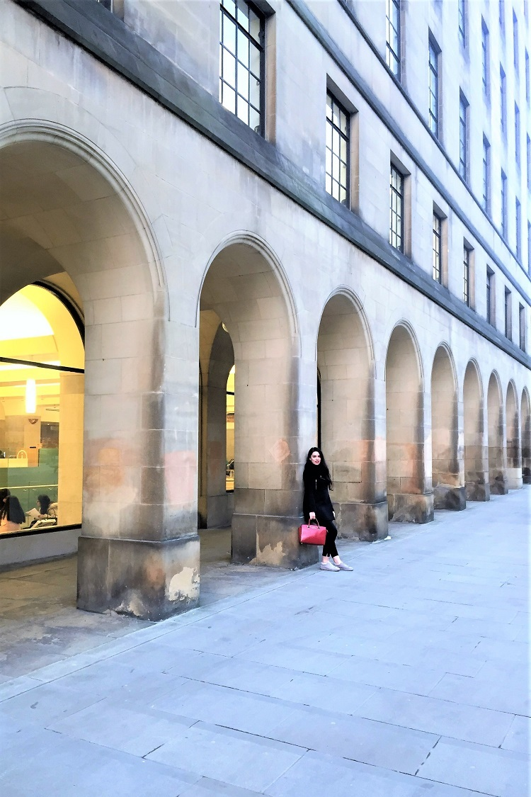 Emma Louise Layla in Manchester - UK travel blog