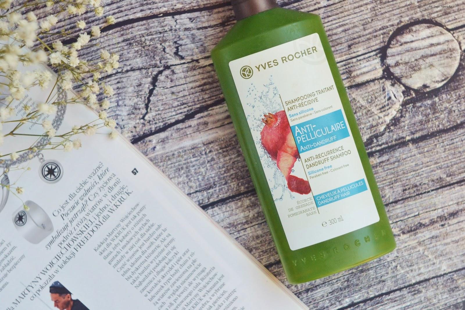 naturalny szampon z granatem