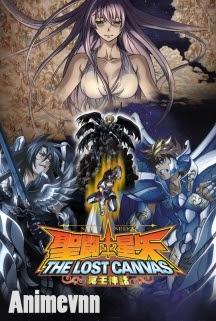 Saint Seiya The Lost Canvas - Saint Seiya: The Lost Canvas -Meiou Shinwa 2013 Poster