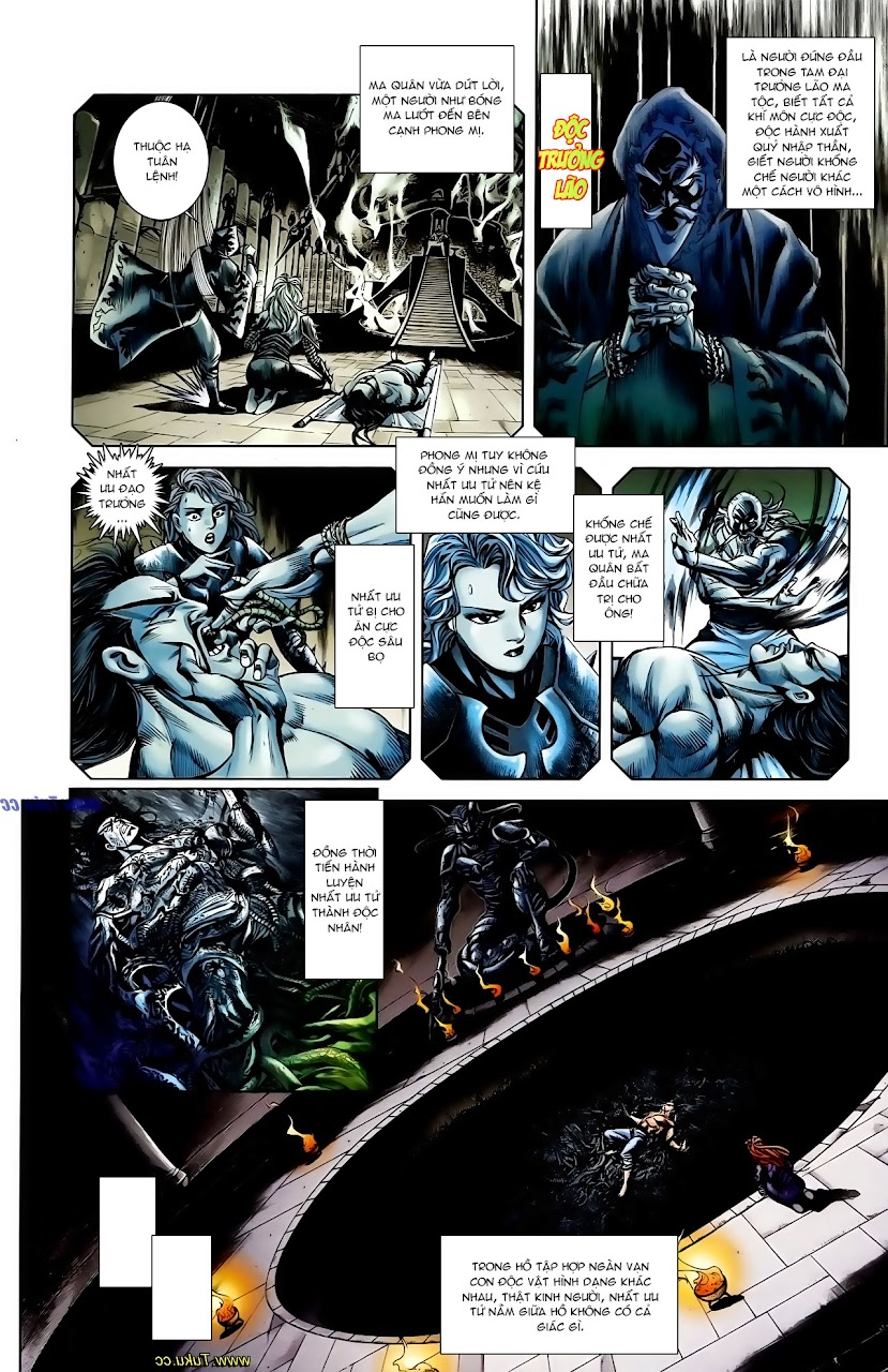 Cơ Phát Khai Chu Bản chapter 112 trang 5