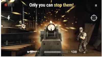 Major GUN: War on Terror MOD APK :