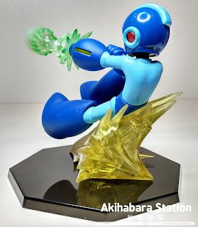 "Figuras: Review del Figuarts Zero de ""ROCKMAN"" de Tamashii Nations."