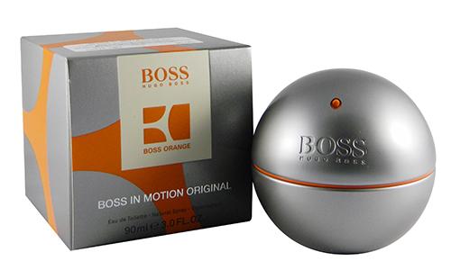 New Boss In Motion Original By Hugo Boss Eau De Toilette Full