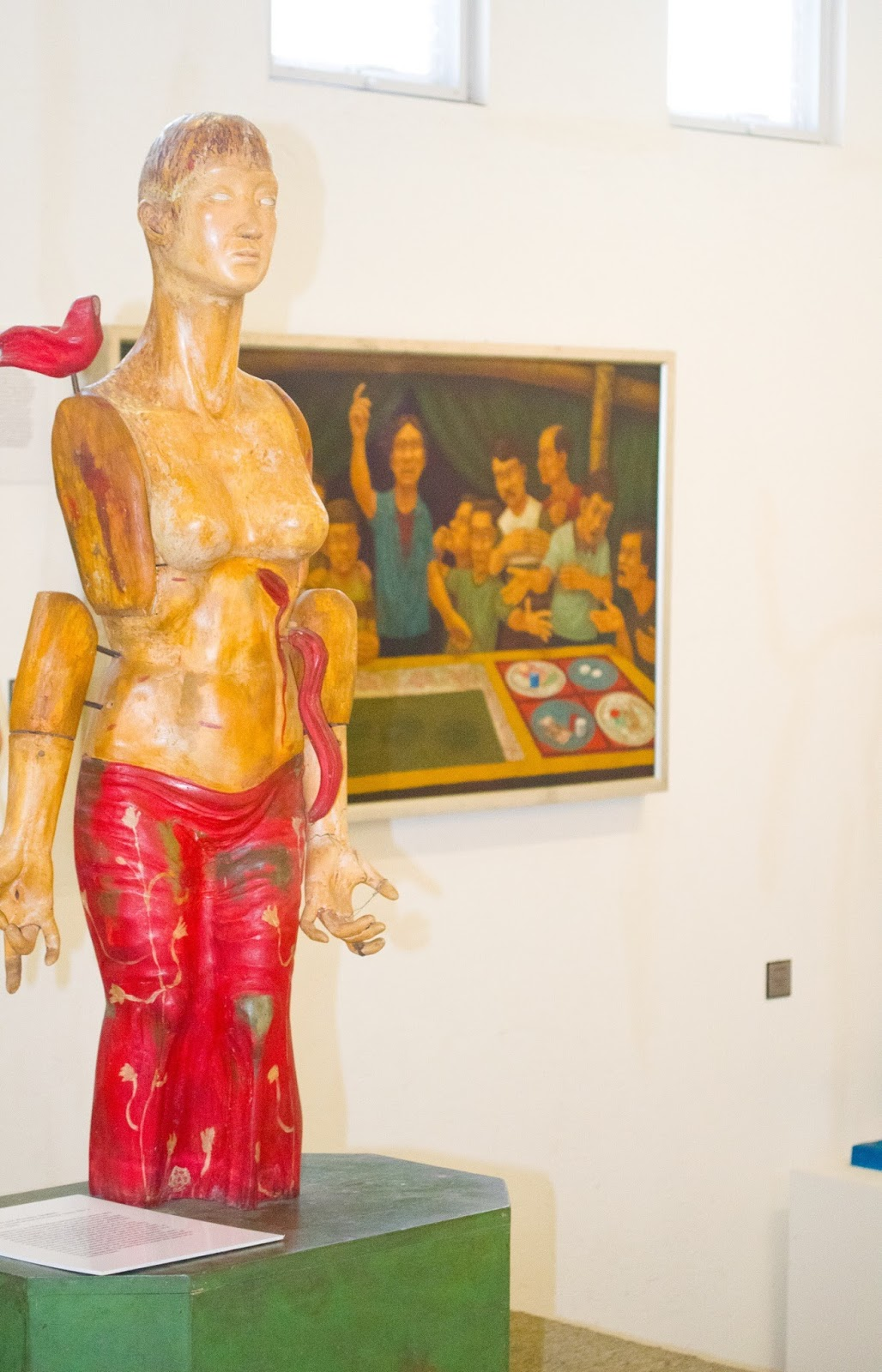 Do You Know PAM? A Visit at Pinto Art Museum (Jil Diamante)