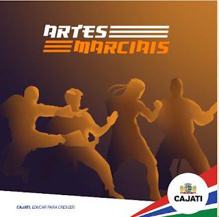 Aulas de artes marciais gratuitas em Cajati