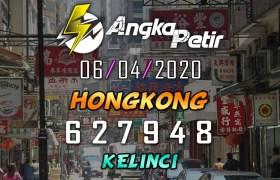 angka petir hongkong