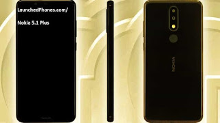 m getting likewise many leaks most the upcoming Nokia mobile Nokia 5.1 Plus Specifications leaked again