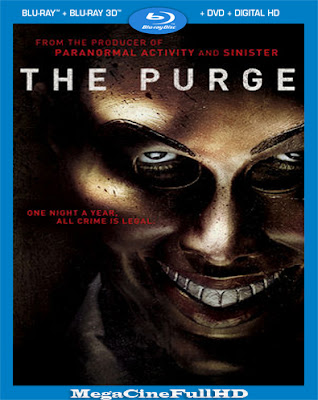 The Purge: La Noche De La Expiación (2013) Full HD 1080p Latino