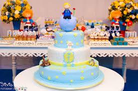 bolo tema pequeno principe