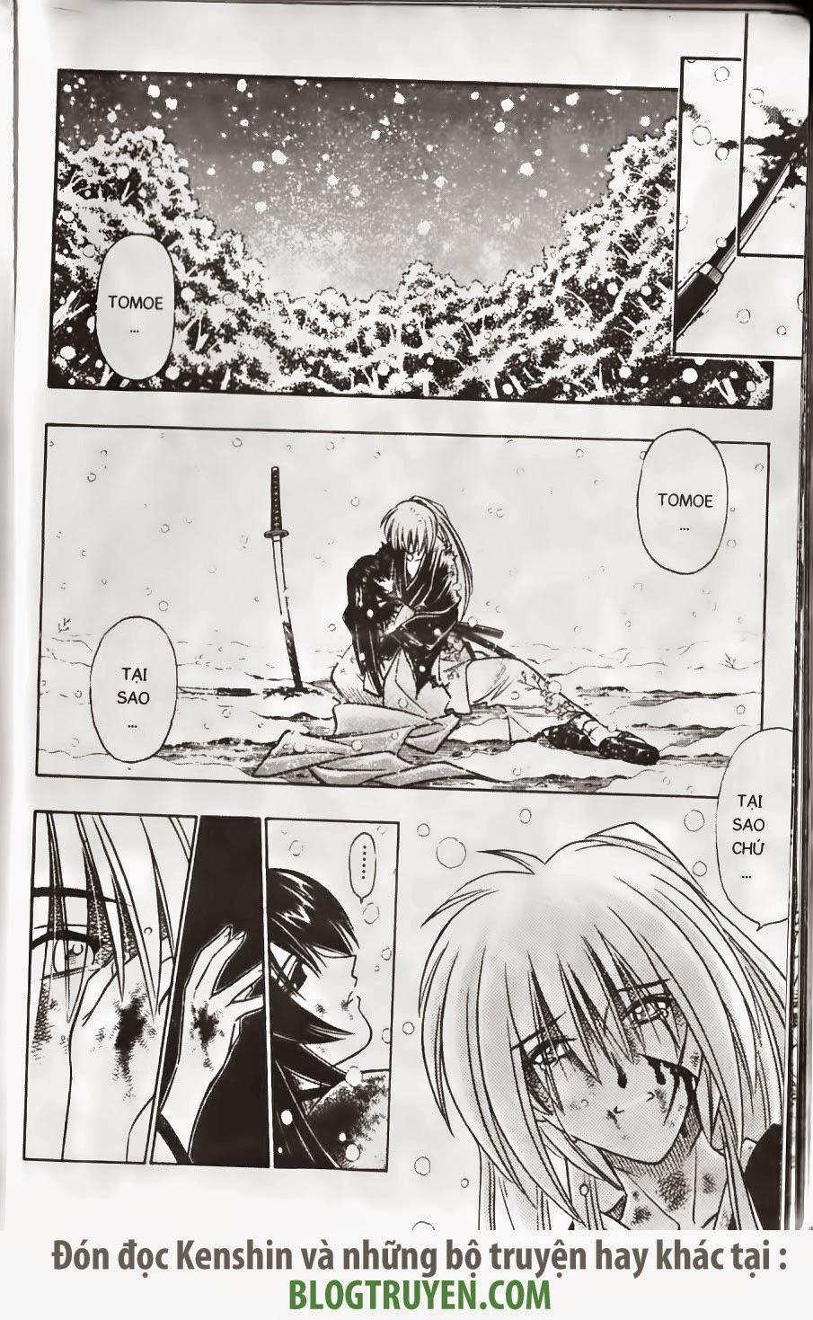 Rurouni Kenshin chap 178 trang 19