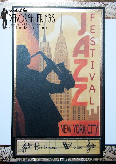 Jazz Bday - photo by Deborah Frings - Deborah's Gems