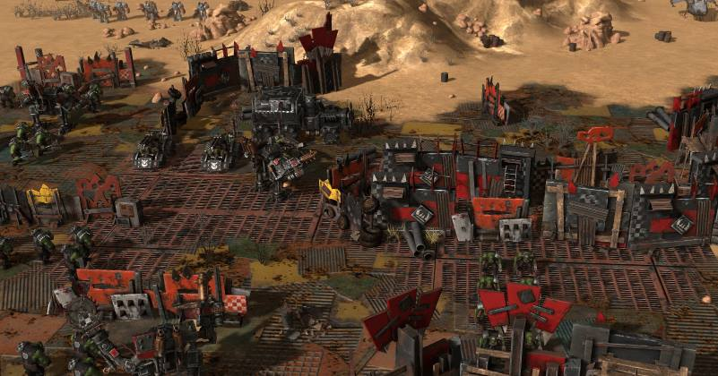 Warhammer 40,000 Sanctus Reach pc full español