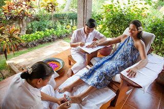 Complete Care Package At Zen Spa Bali
