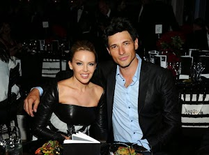 Kylie Minogue broke up with Andres Velencoso