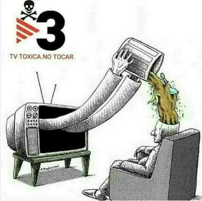 TV3, tóxica, no tocar