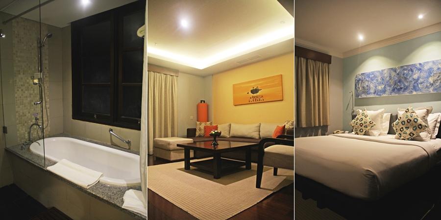 hotel room bali nusa dua luxury