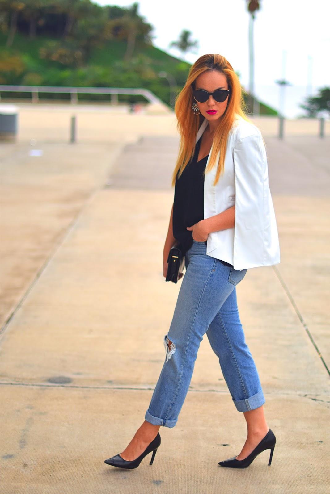 nery hdez, yoins, dior sidereal 1 , optical h, cape blazer, choies, boyfriend jeans