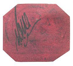 Peranko British Guiana 1c Magenta perangko paling mahal di dunia