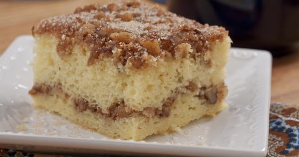 ... Turning 60...: Safeway Cinnamon Swirl Coffee Cake by Margaret Ullrich
