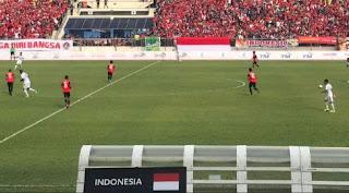 Indonesia Menang Tipis atas Timor Leste #TimnasDay