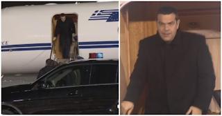 """Υποδοχή """"ηγέτη"""" στη Μόσχα: Ο Τσίπρας έφτασε στη Ρωσία και δεν τον υποδέχθηκε κανένας"""